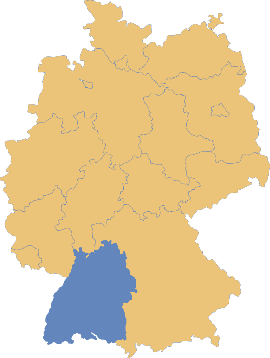 Sängerin / Sänger Baden-Wuerttemberg