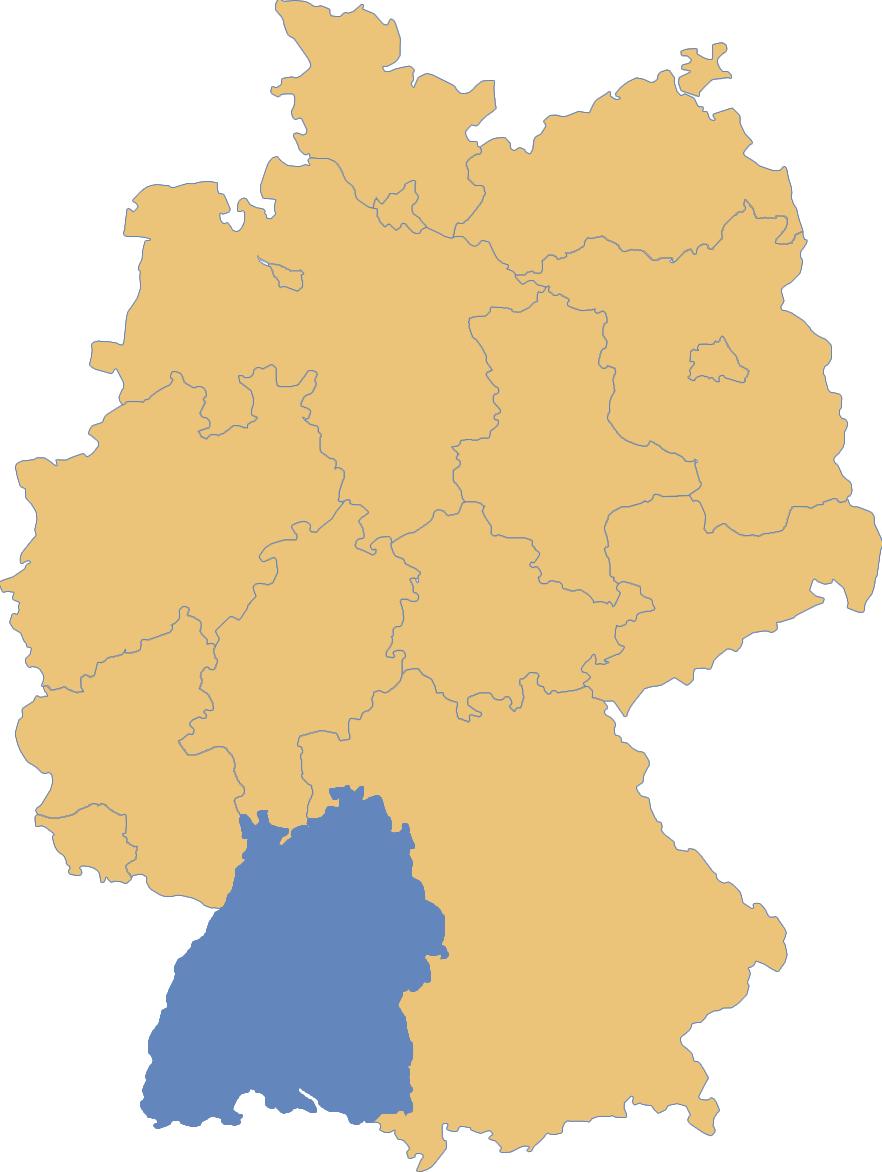 Sänger & Sängerinnen aus Baden-Württemberg