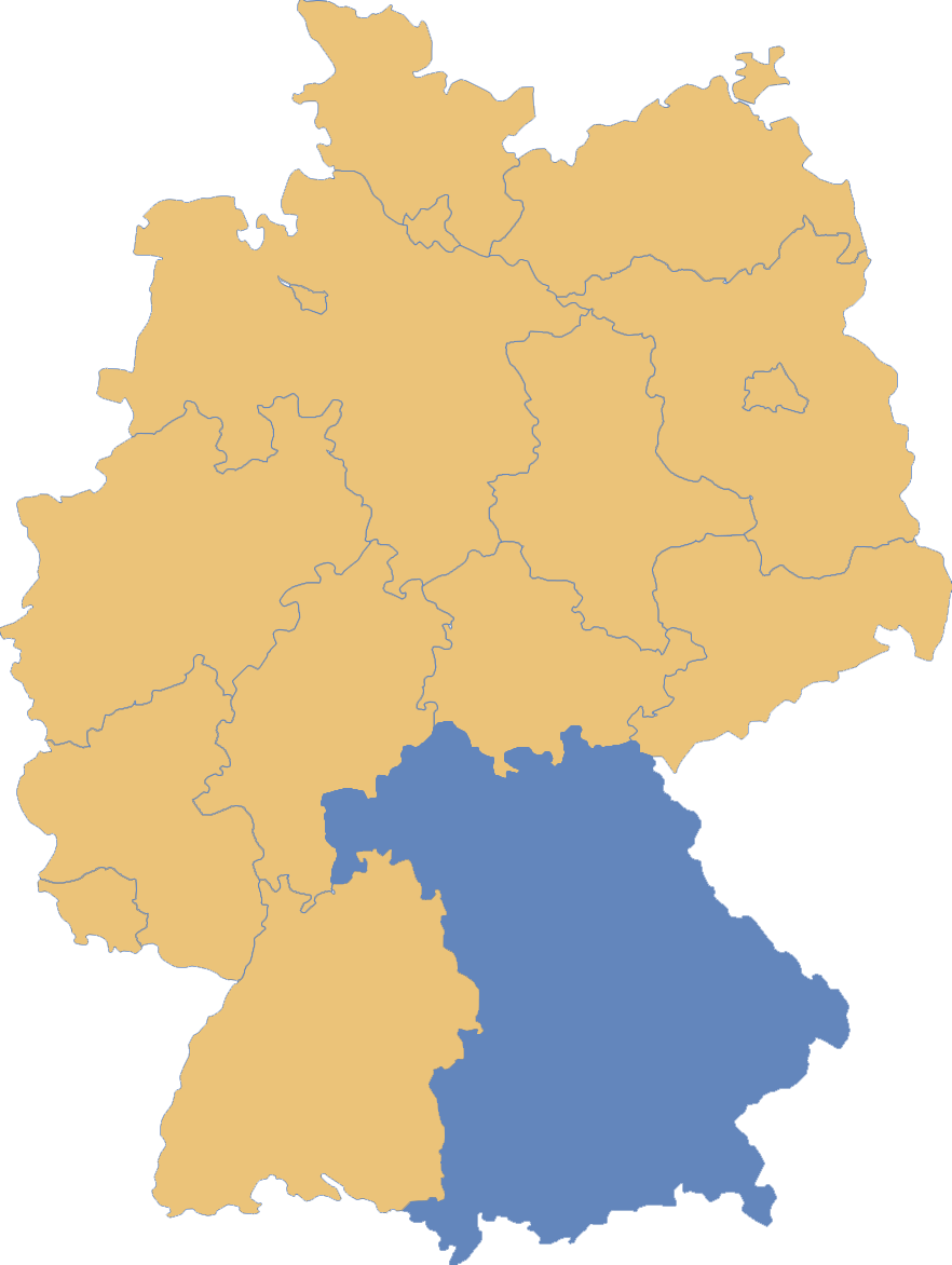 Sängerinnen & Sänger aus Bayern