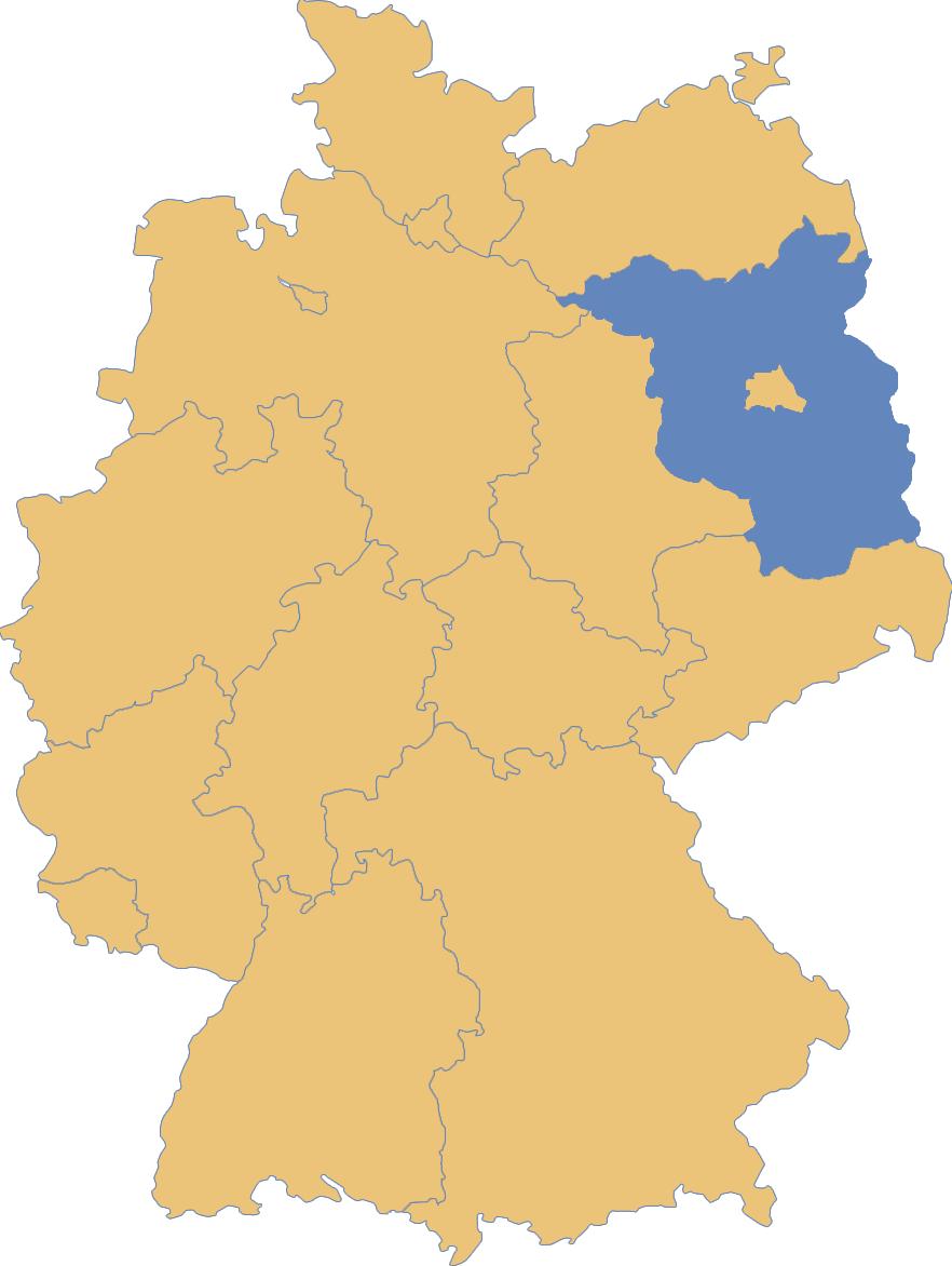 Sänger & Sängerinnen aus Brandenburg