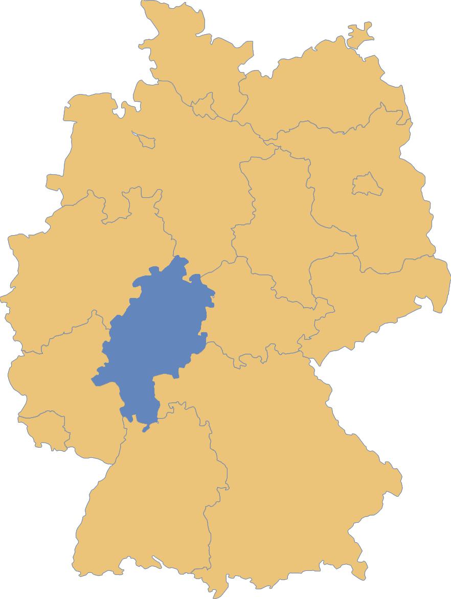 Sänger & Sängerinnen aus Hessen