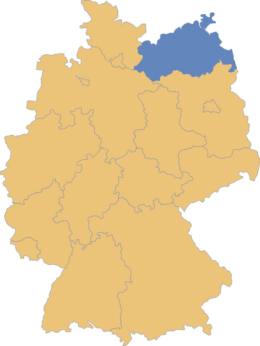 Sänger & Sängerinnen aus Mecklenburg-Vorpommern
