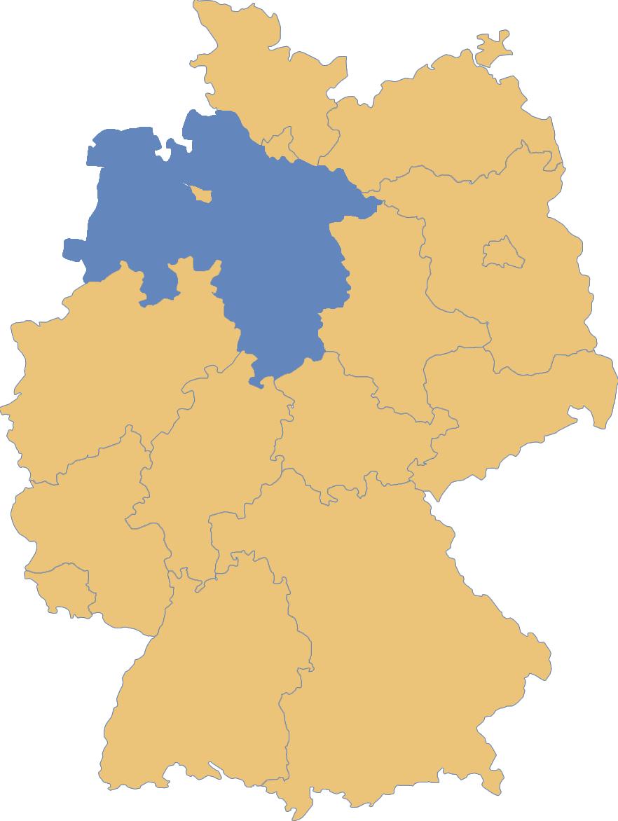 Sänger & Sängerinnen aus Niedersachsen