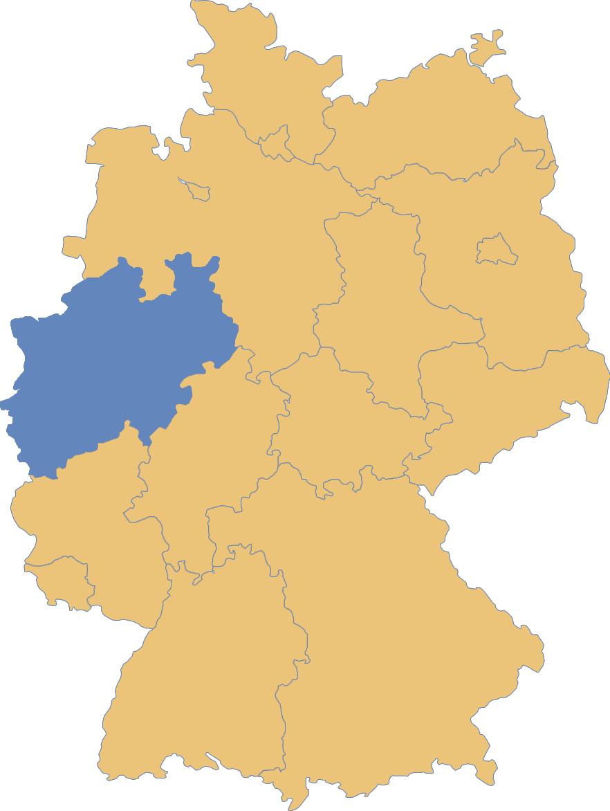 Sängerinnen & Sänger aus Nordrhein-Westfalen