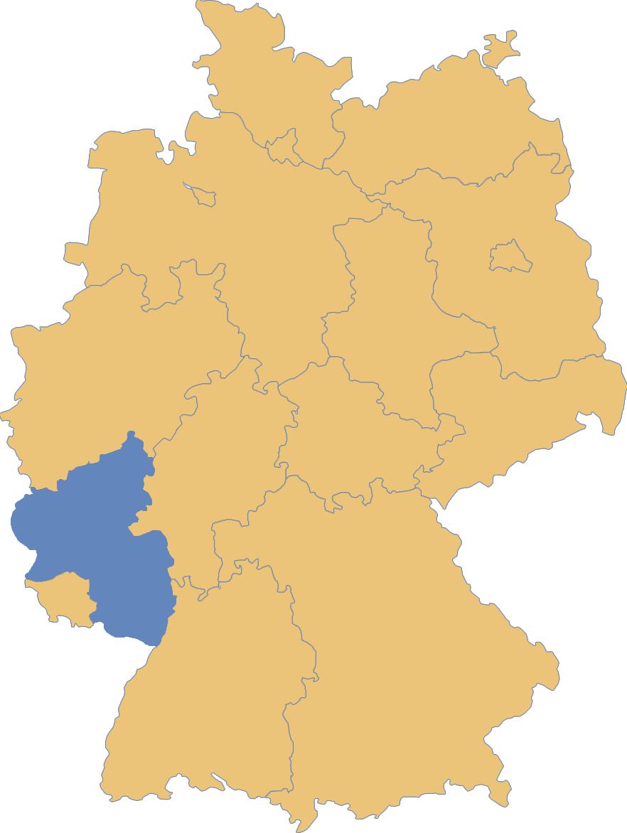 Sängerinnen & Sänger aus Rheinland-Pfalz