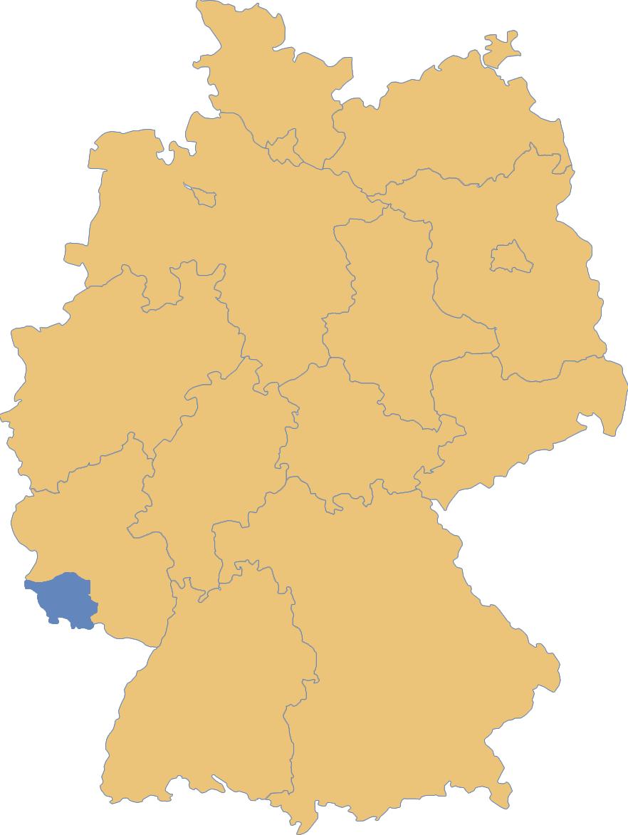 Sänger & Sängerinnen aus Saarland
