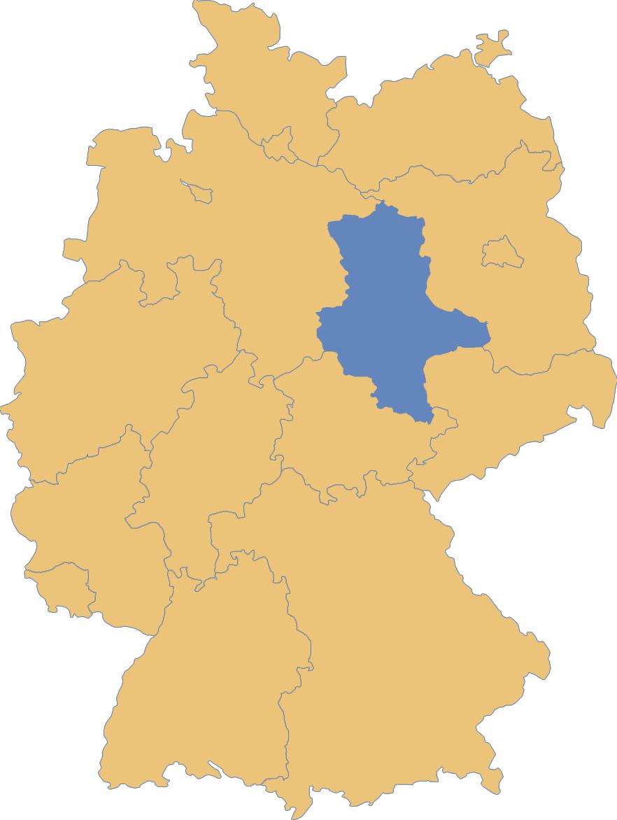 Sänger & Sängerinnen aus Sachsen-Anhalt