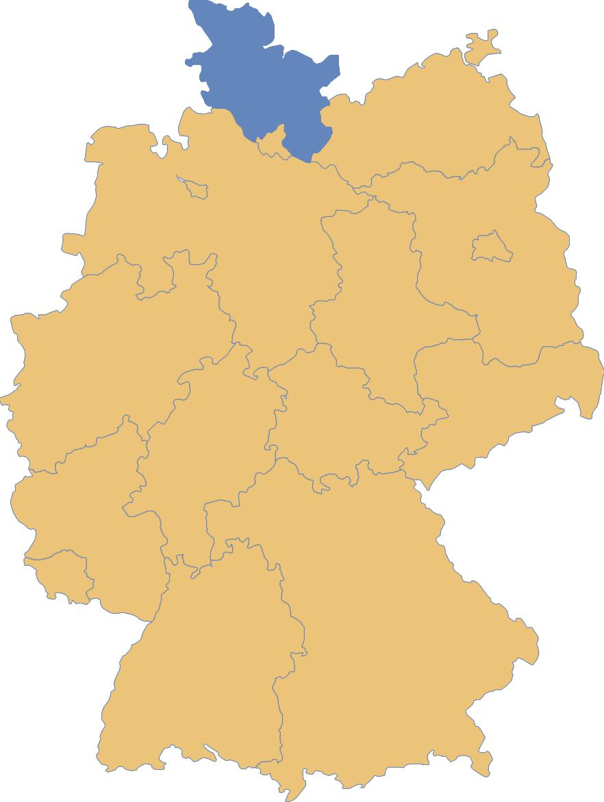 Sänger & Sängerinnen aus Schleswig-Holstein
